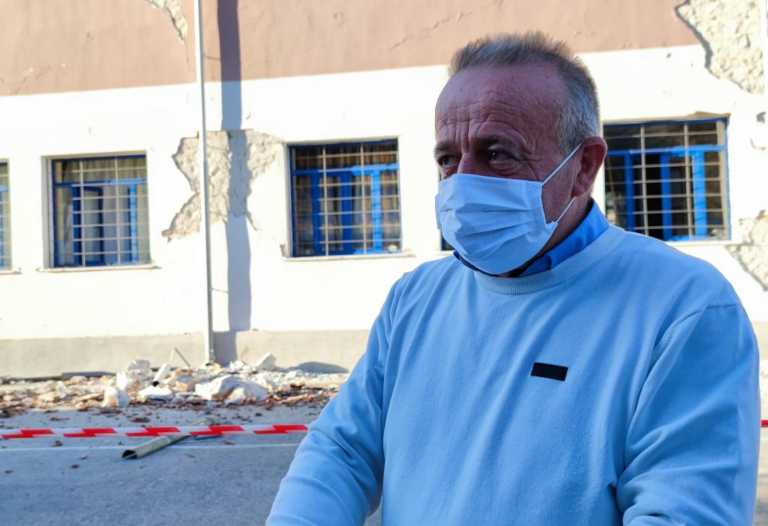 Σεισμός Ελασσόνας: «Αντιδράσαμε ενστικτωδώς» θυμάται ο δάσκαλος που έσωσε 63 παιδιά