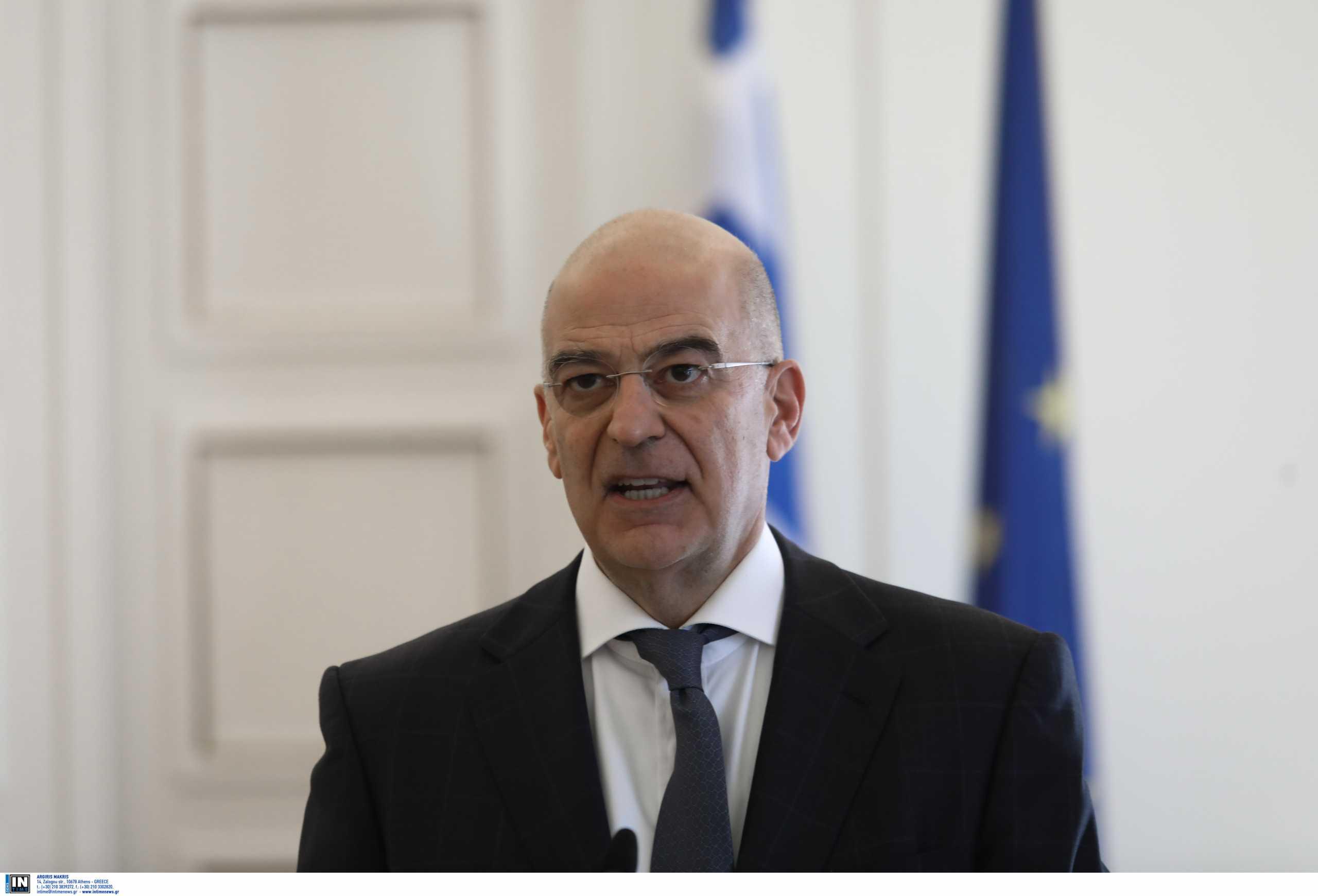 Δένδιας: Το Κυπριακό είναι πρωτίστως ζήτημα εισβολής και κατοχής ανεξάρτητου και κυρίαρχου κράτους