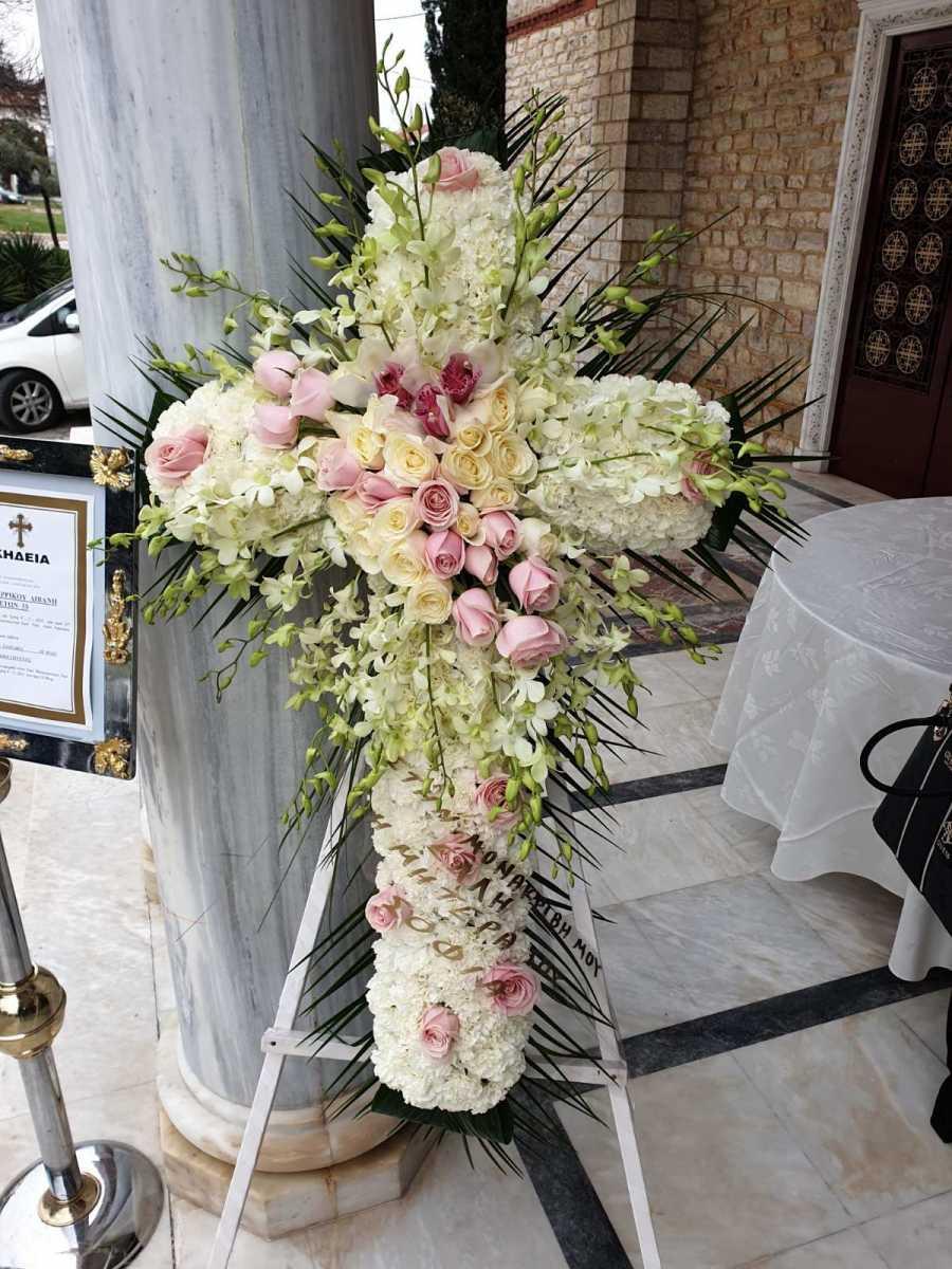 Έλλη Διβάνη: Θρήνος στο τελευταίο αντίο της 33χρονης κοπέλας που έφυγε την μέρα των γενεθλίων της[photos]