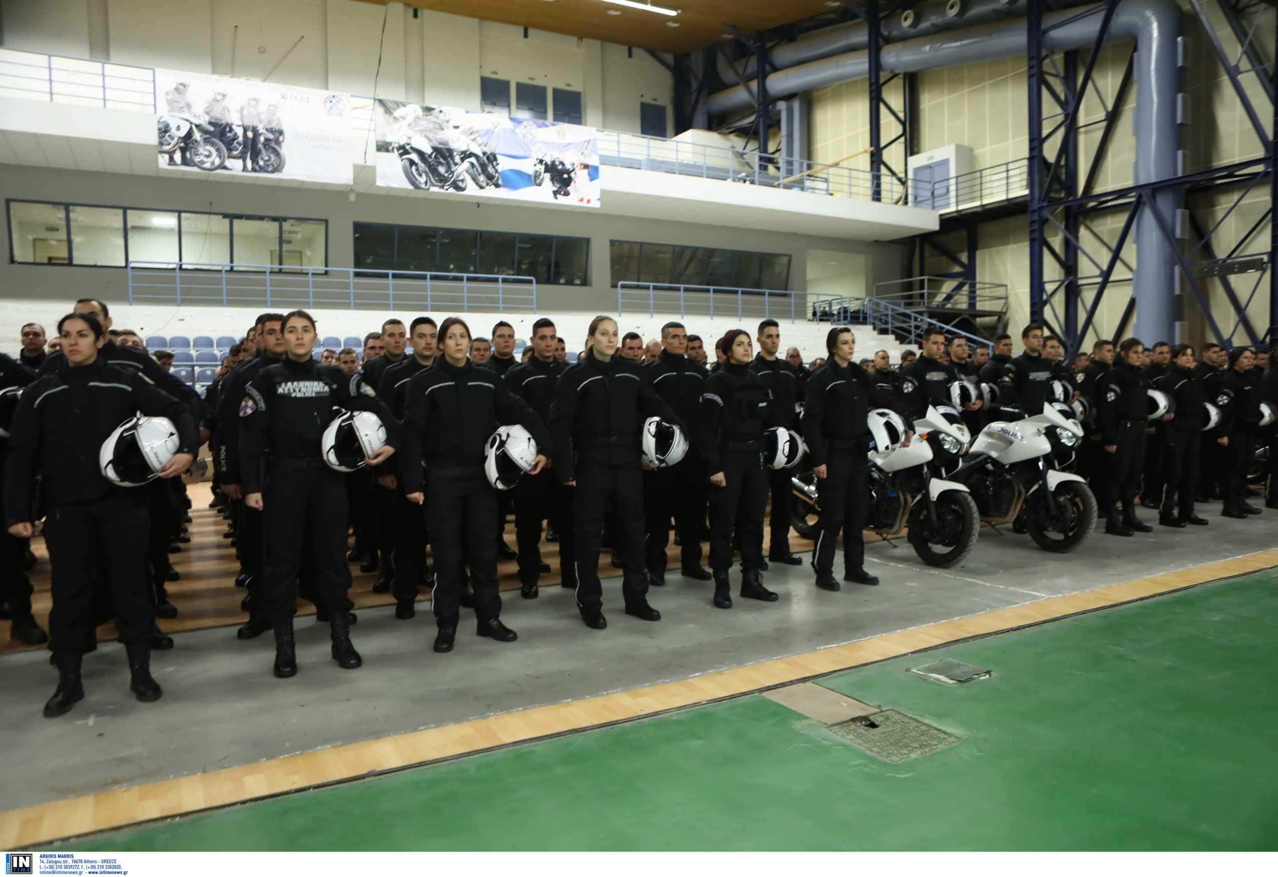 Με κάμερες από σήμερα στις στολές οι αστυνομικοί των ομάδων ΔΡΑΣΗ και ΟΠΚΕ
