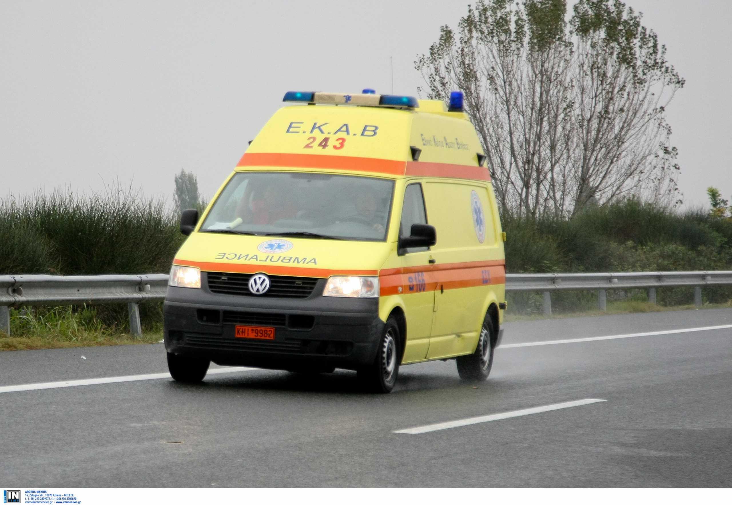 Πάτρα: Στο νοσοκομείο 17χρονη που παρασύρθηκε από αυτοκίνητο