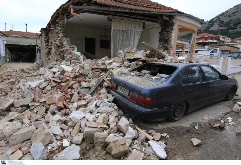 Σεισμός στην Ελασσόνα: Αυτοψίες σε 1.800 κτίρια – Σχεδόν 900 μη κατοικήσιμα