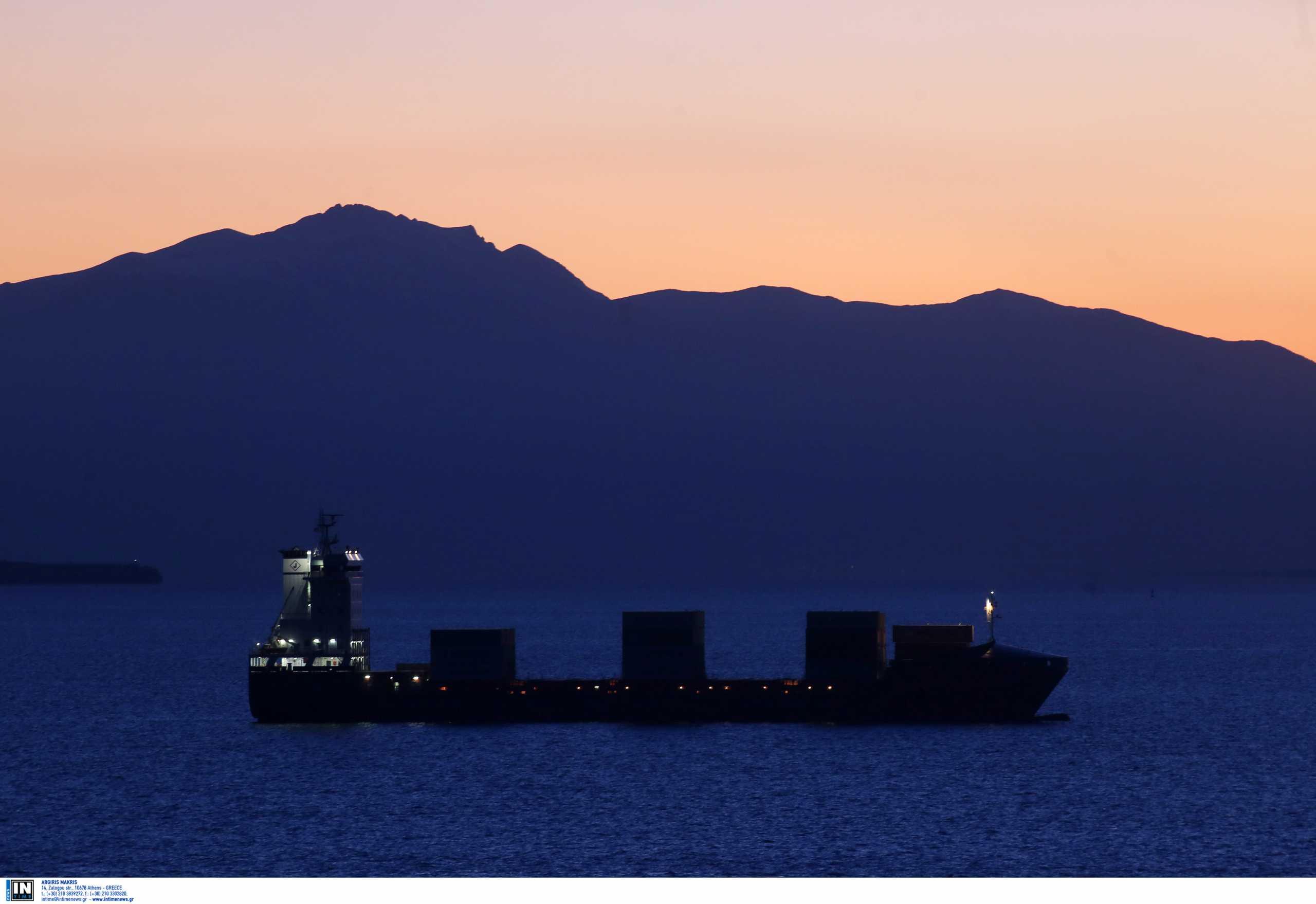 ΕΛΣΤΑΤ: 8 τα ναυτικά ατυχήματα σε ελληνικά εμπορικά πλοία 100 κόρων και άνω πέρυσι