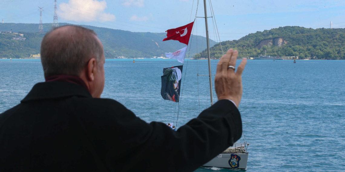 SZ: «Προσοχή, ταραξίας» – Να δείξουν οι ΗΠΑ στην Τουρκία τα όριά της