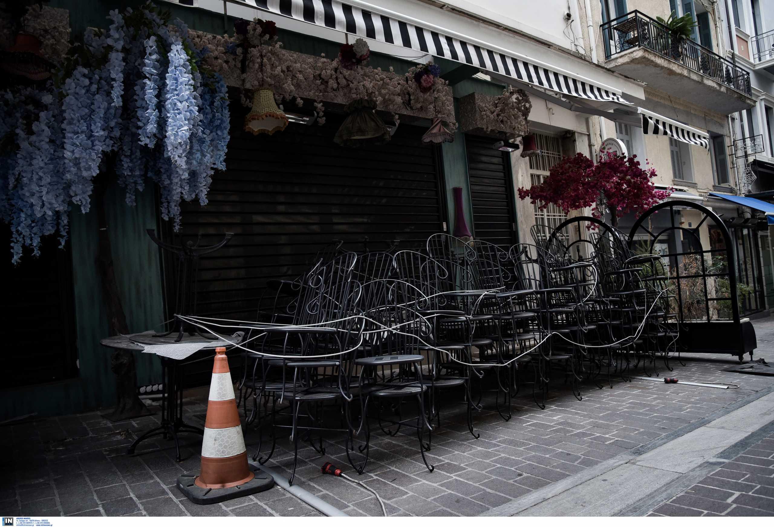 Βασιλακόπουλος για lockdown: Η μόνη ελπίδα να αλλάξουμε μέτρα – Να ανοίξουν καφέ, εστιατόρια