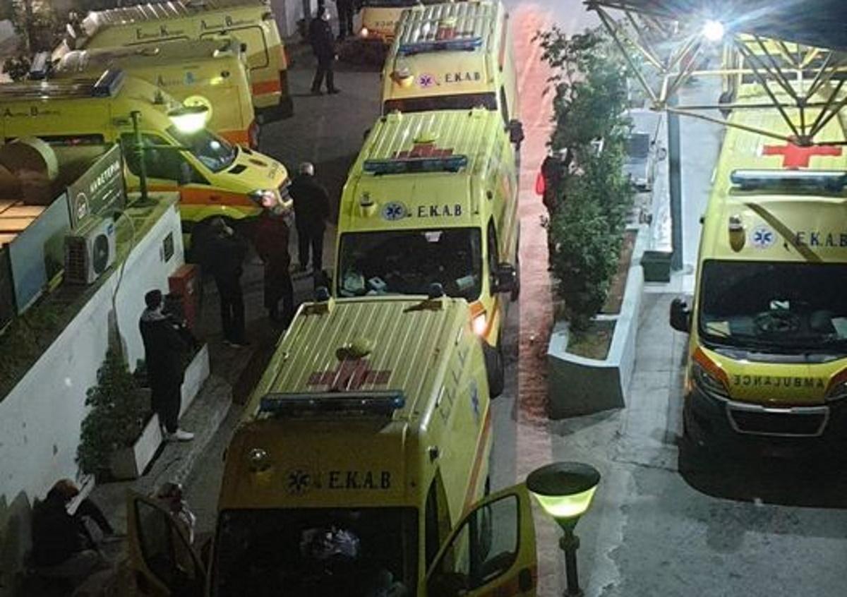 Εφιάλτης: 1.000 εισαγωγές ασθενών covid στην Επικράτεια σε 48 ώρες!