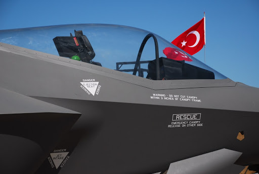 """Η Άγκυρα επιμένει για τα stealth μαχητικά F-35 – Προσέλαβε γνωστό Αμερικανό """"λομπίστα"""""""