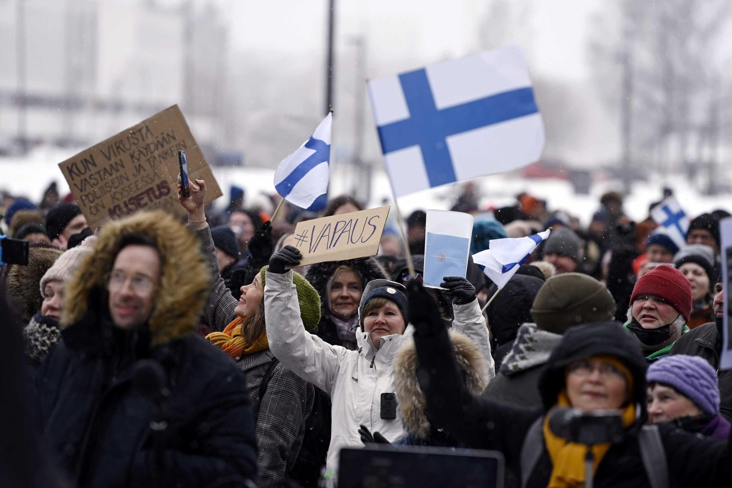Κορονοϊός: Κατ' οίκον περιορισμός στο Ελσίνκι για πρώτη φορά από το ξέσπασμα της πανδημίας