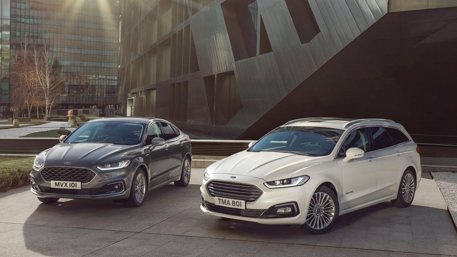 Τέλος εποχής για το Ford Mondeo μετά από τρεις δεκαετίες