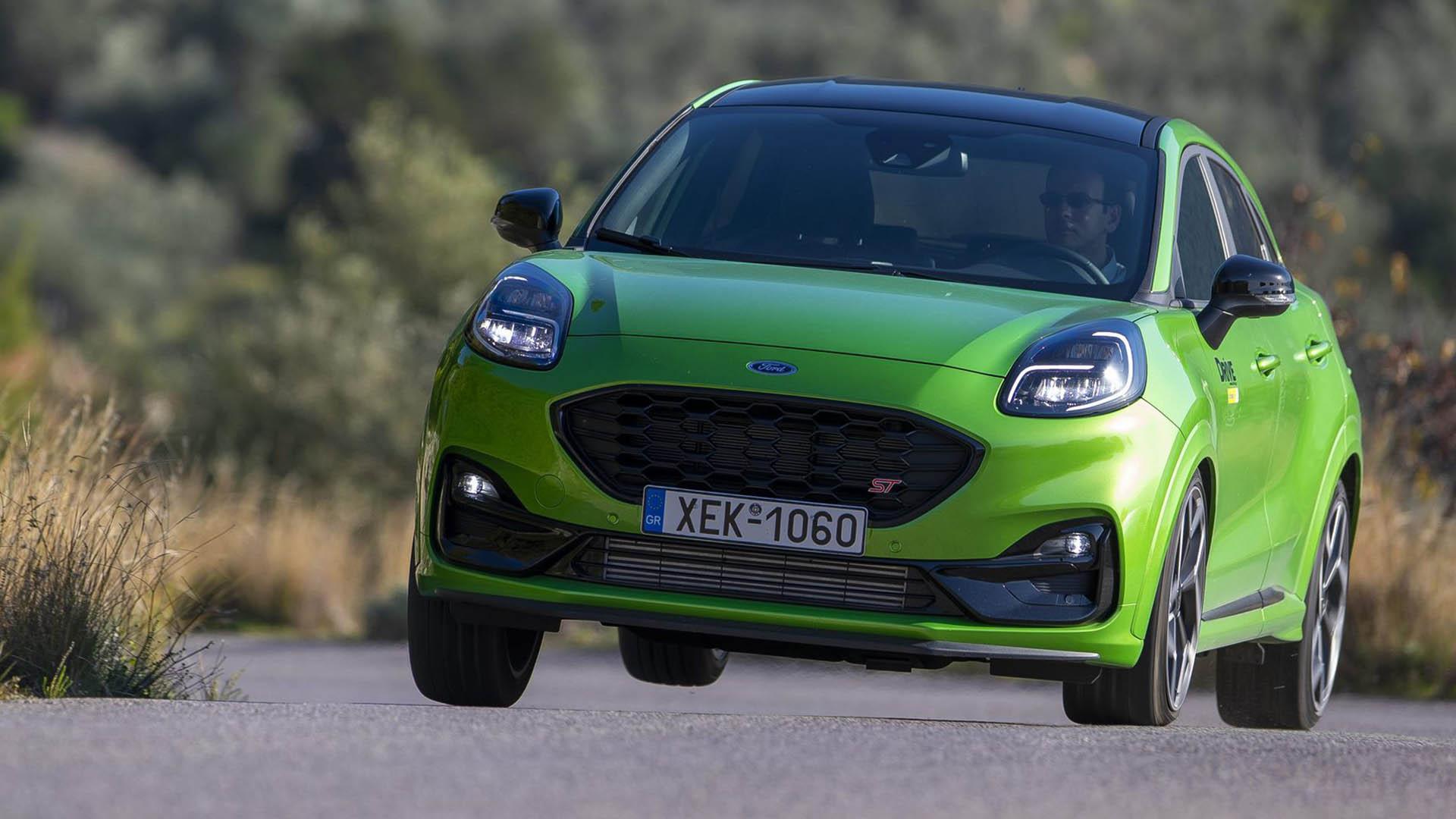 Νέο Ford Puma ST: Δοκιμάζουμε την σπορ έκδοση του μικρού SUV της Ford (video)