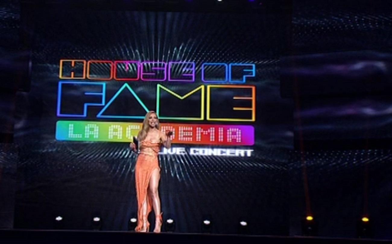 House Of Fame: Άναψε φωτιές η Ελένη Φουρέιρα με το αποκαλυπτικό φόρεμά της