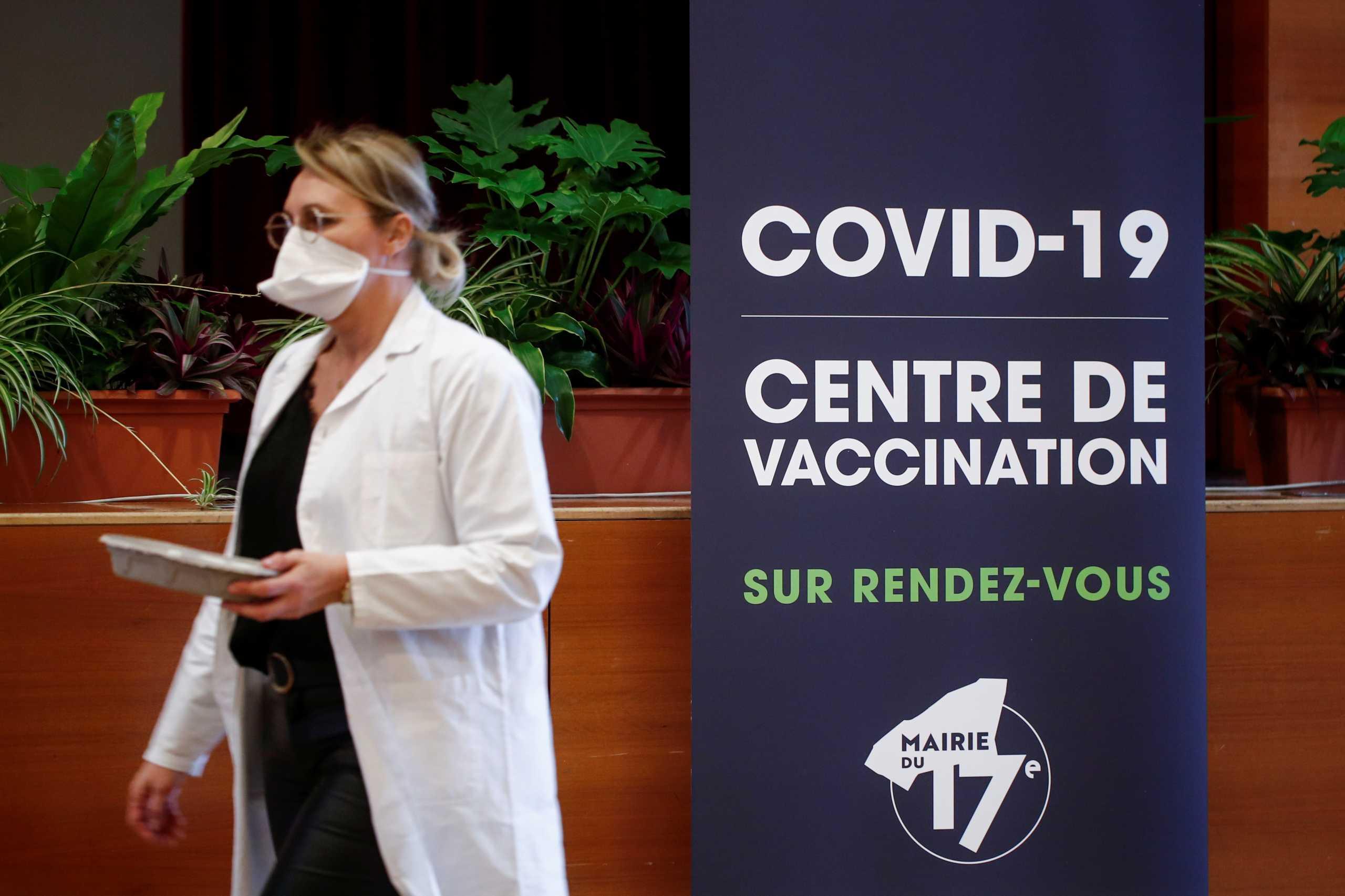 Εμβόλιο AstraZeneca – Γαλλία: Δεν υπάρχει λόγος να το απορρίπτουν οι πολίτες