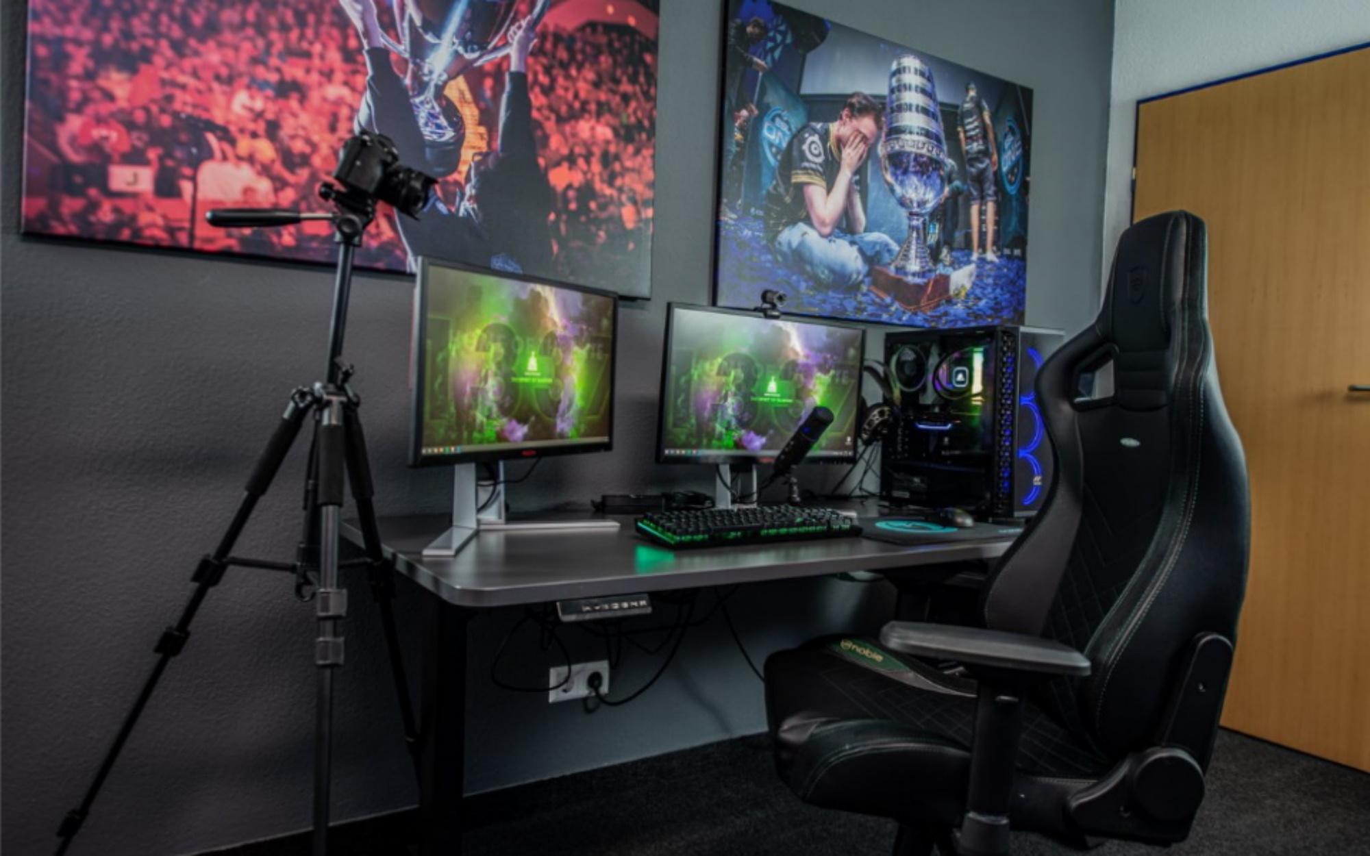 Κάνε level up την εμπειρία του gaming με τα πιο άνετα racing καθίσματα!