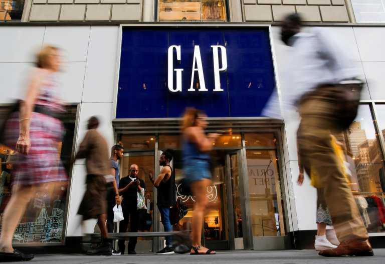 GAP: Ιδρύει e-shop στην Ελλάδα – Τι γίνεται με τα φυσικά καταστήματα