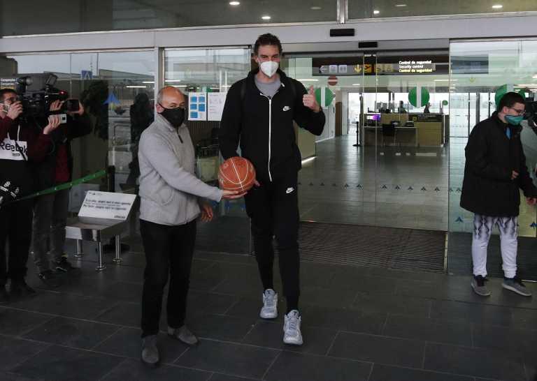 Μπαρτσελόνα: Πέρασε ιατρικά ο Πάου Γκασόλ (pics)