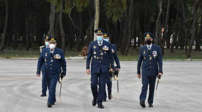 Πολεμική Αεροπορία: Αλλαγή ηγεσίας στις Διοικήσεις Αεροπορικής Υποστήριξης και Εκπαίδευσης (pics)