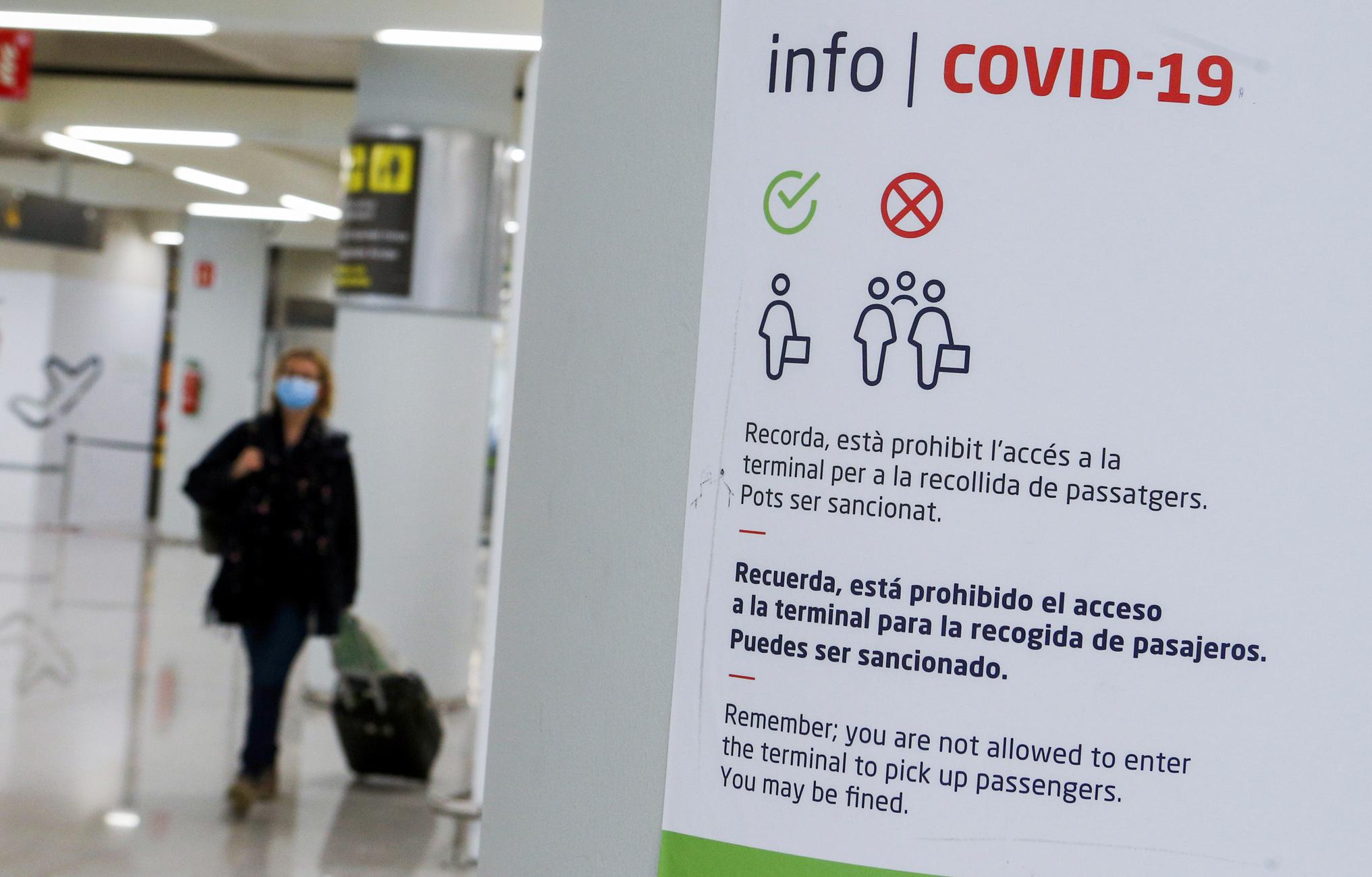 Γερμανία: Εξετάζεται προσωρινή απαγόρευση ταξιδιών για διακοπές στο εξωτερικό