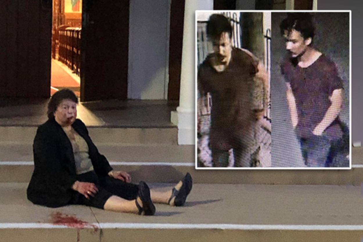 Χτύπησαν ηλικιωμένη στα σκαλιά της εκκλησίας – Ανάστατη η ομογένεια στην Μελβούρνη