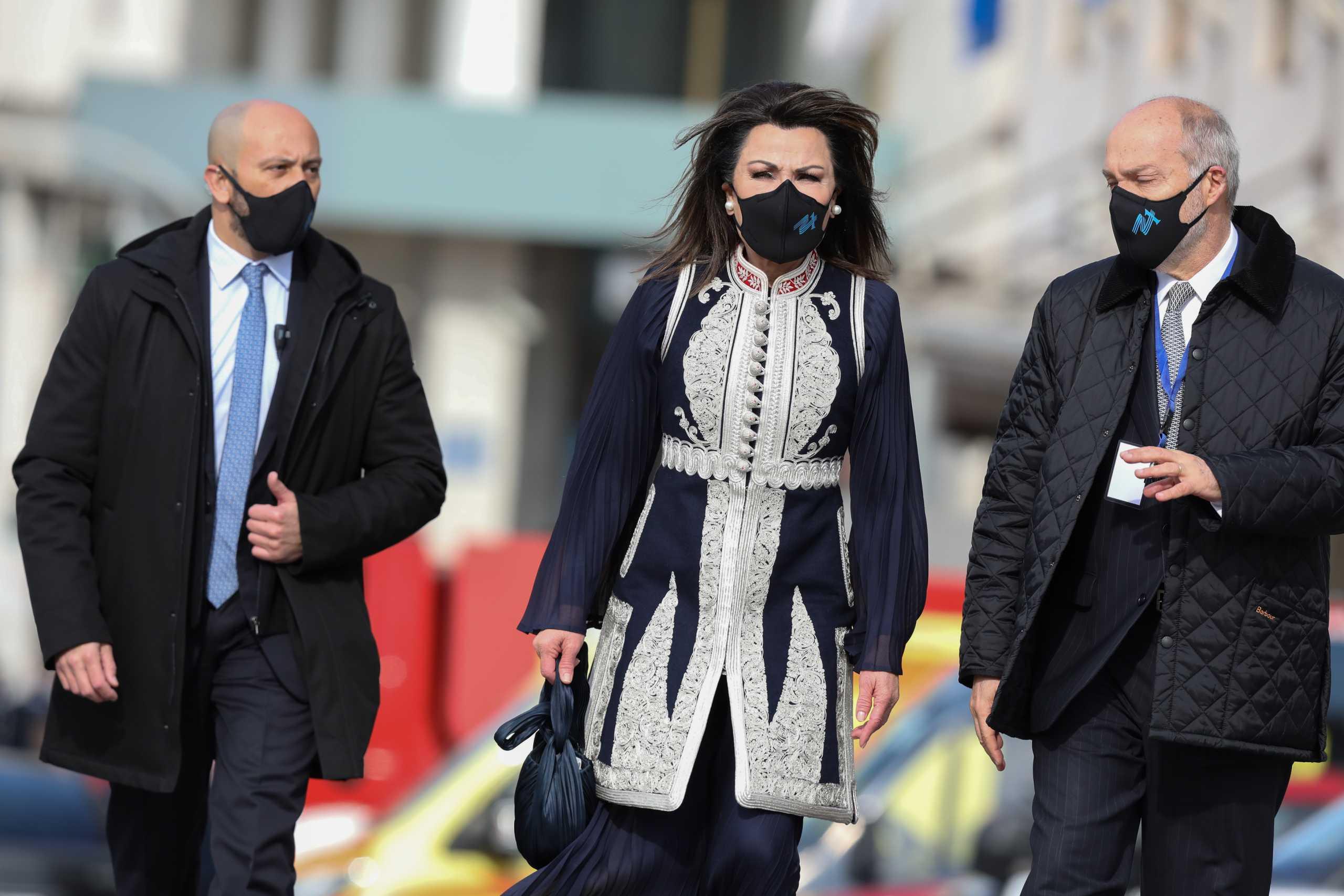 Γιάννα Αγγελοπούλου: Ο Νίκος Αλιάγας αποκάλυψε τον άνθρωπο πίσω από τον ντουλαμά που φόρεσε