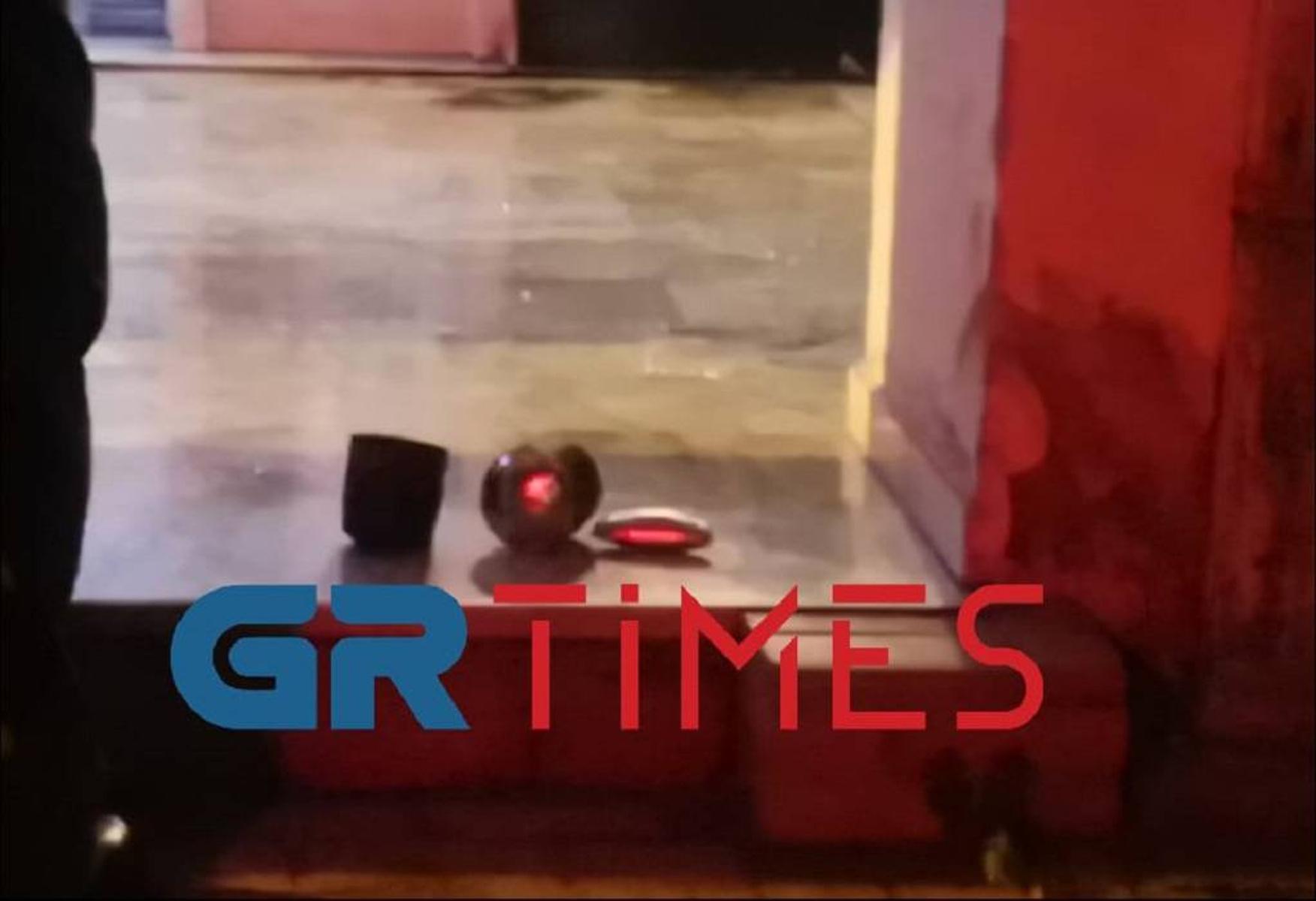 Θεσσαλονίκη: Γκαζάκια εξερράγησαν σε είσοδο πολυκατοικίας στην Τριανδρία