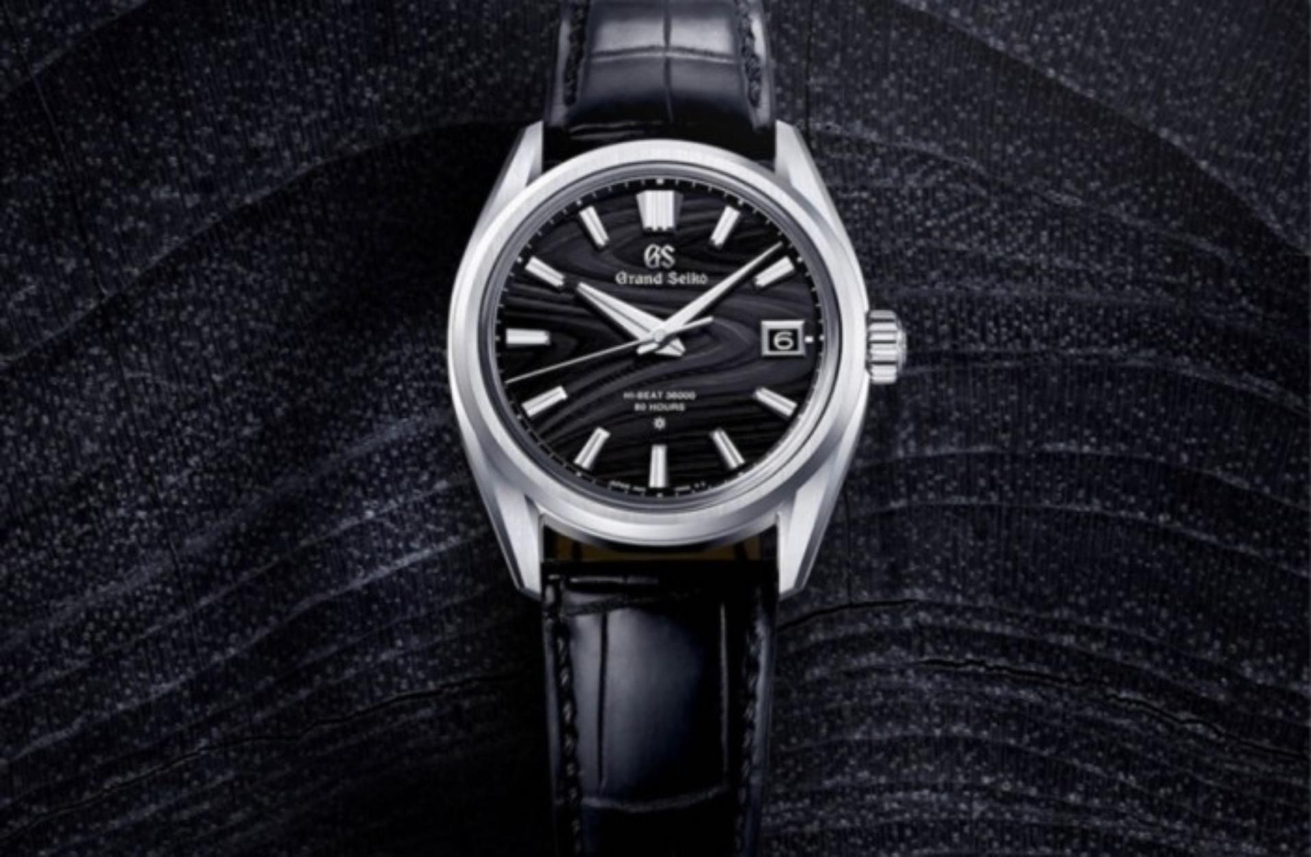Ένα από τα πιο όμορφα ρολόγια Grand Seiko που είδαμε φέτος