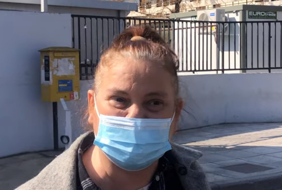 «Άλλαξε η ζωή μου» – Εξιτήριο για την γυναίκα που πήρε το νεφρό του 23χρονου Ιάσονα