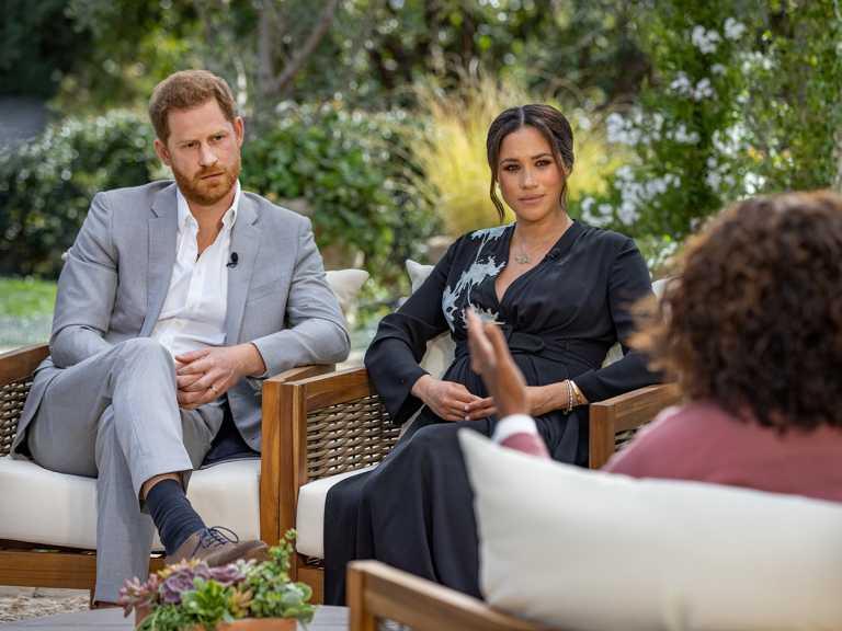 Χάρι και Μέγκαν στην Όπρα: Τρικυμία στο Παλάτι ή όχι; Η Βασίλισσα δεν θα δει την συνέντευξη