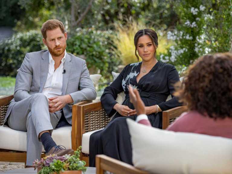 Σάρωσε η συνέντευξη του Χάρι και της Μέγκαν – Την είδαν πάνω από 17 εκατ. Αμερικανοί