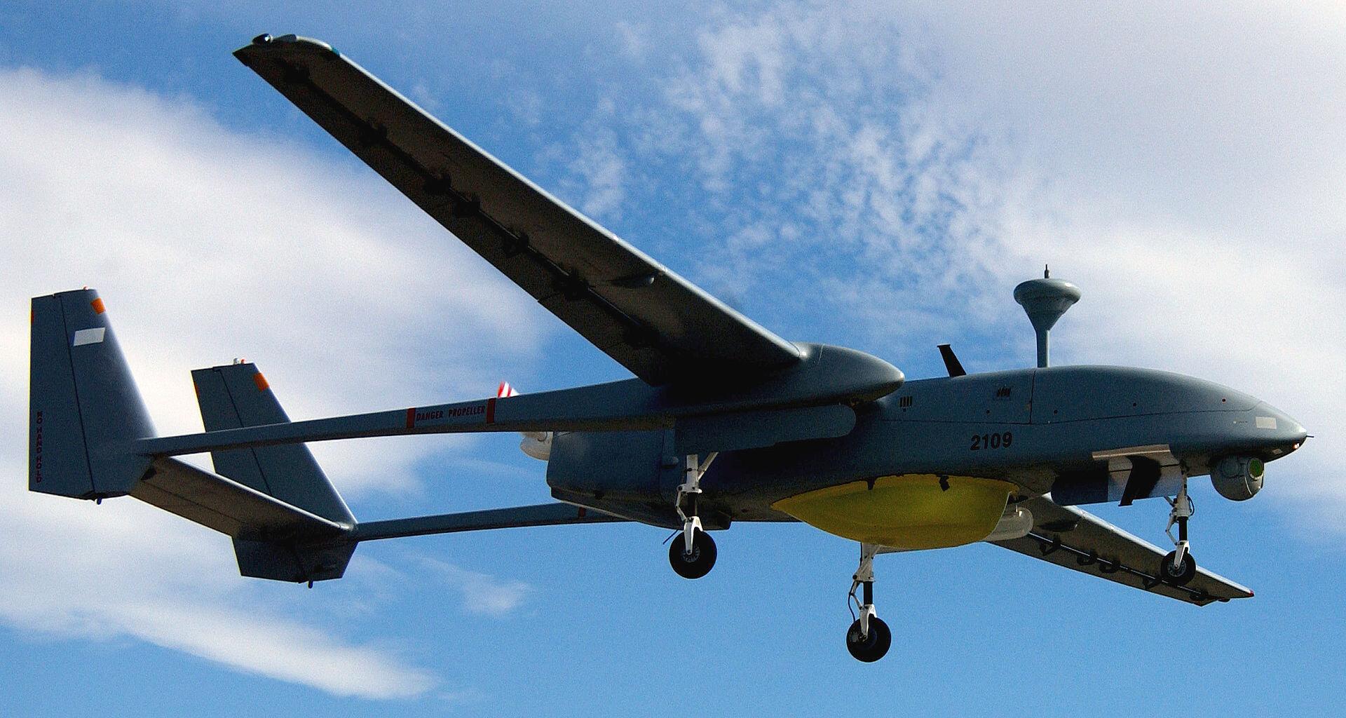"""Ένοπλες Δυνάμεις: Τον Απρίλιο φτάνουν στην Ελλάδα τα ισραηλινά drones """"Heron"""""""