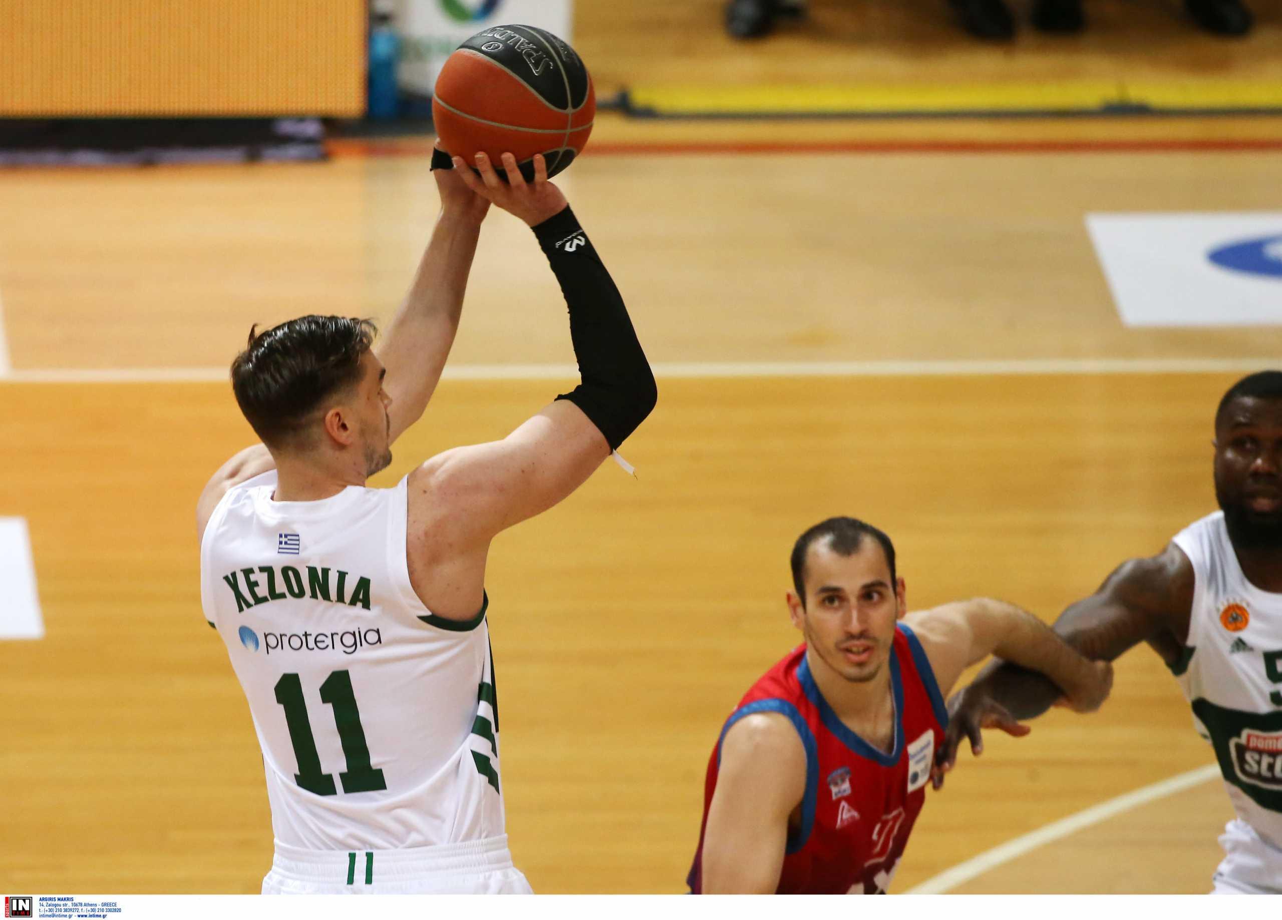 Ο Παναθηναϊκός «πυροβολεί» ακατάπαυστα στην Basket League (video)