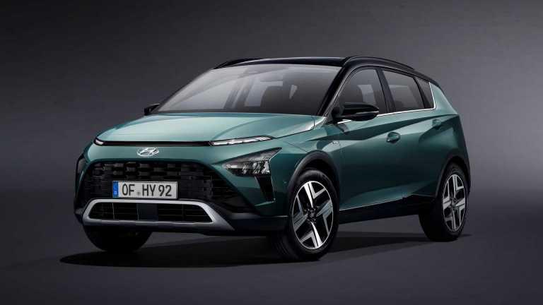 Hyundai Bayon: Αποκαλυπτήρια για το νέο προσιτό SUV της Hyundai [vid]