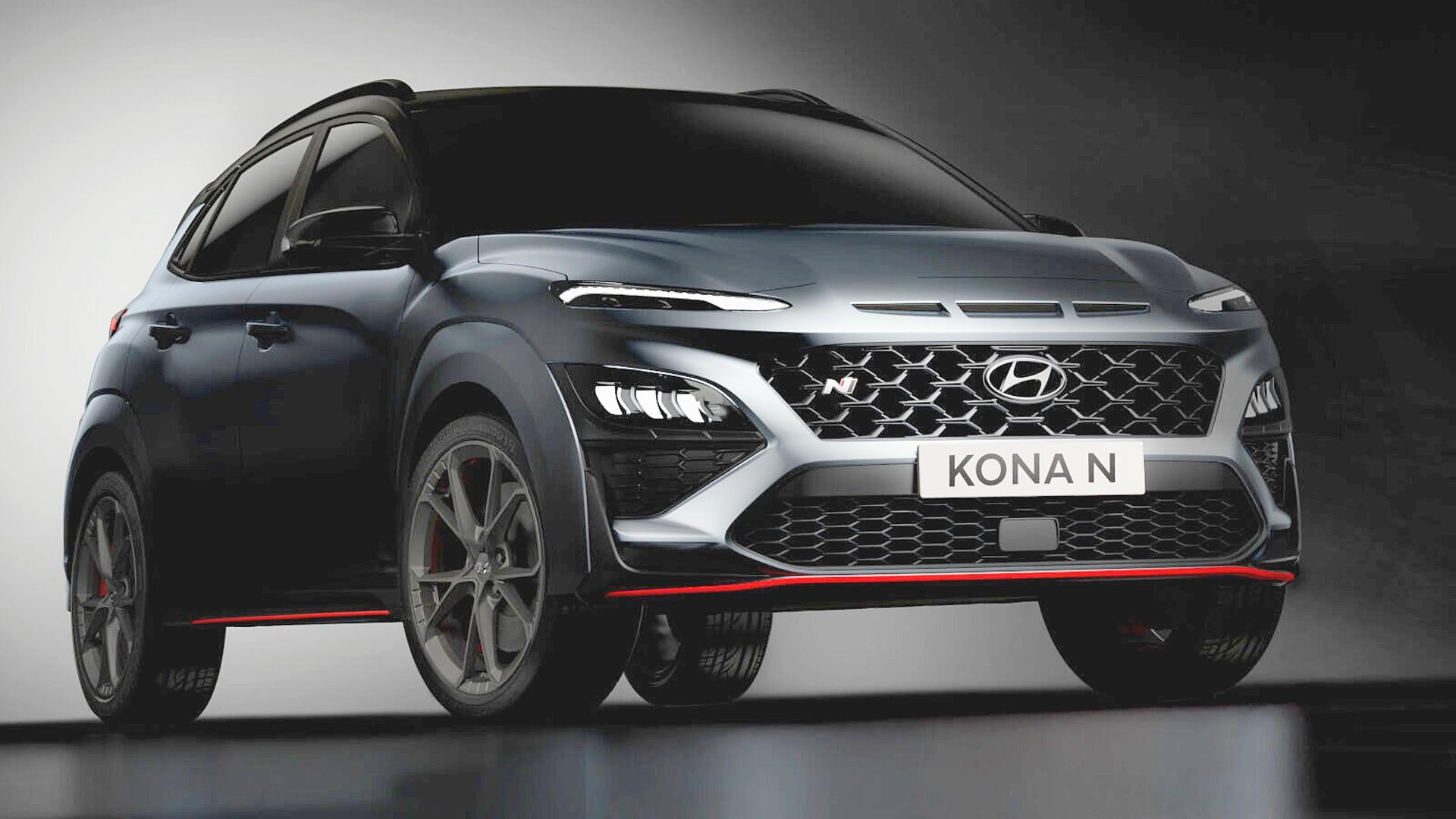 To Hyundai Kona N έρχεται με… αγριεμένα χαρακτηριστικά! [pics]