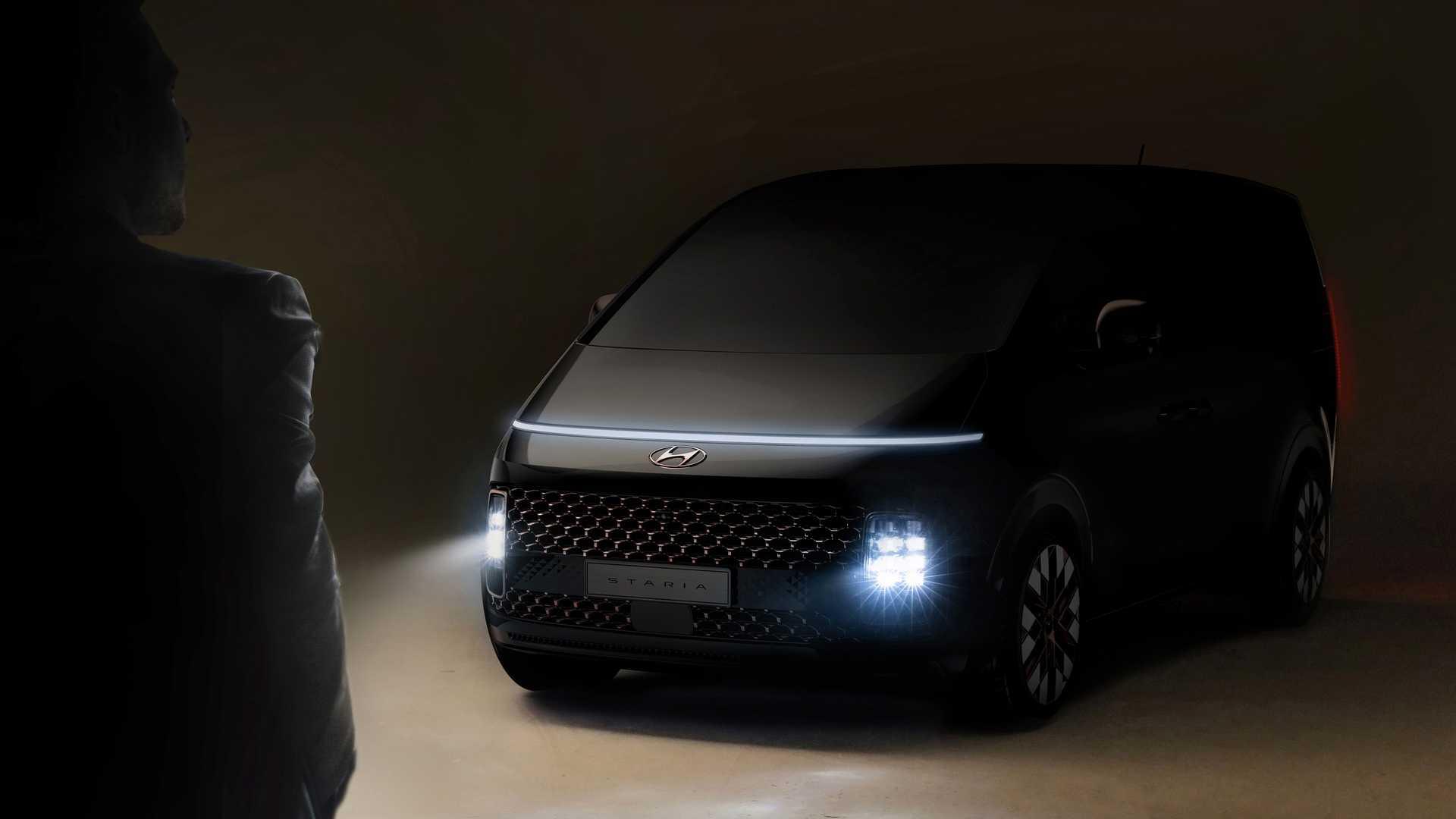 Η Hyundai παρουσίασε το πιο όμορφο βαν που έχουμε δει μέχρι σήμερα! (pics)