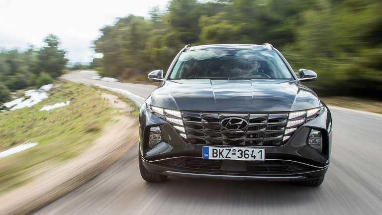 Δοκιμάζουμε το τετρακίνητο νέο Hyundai Tucson με τον 1.6 Turbo κινητήρα [vid]