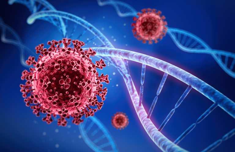 Κορονοϊός: Τι συμβαίνει αν κολλήσετε δύο παραλλαγές του ιού ταυτόχρονα