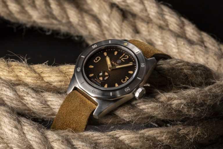 Ένα από τα καλύτερα καταδυτικά ρολόγια είναι Ελληνικό! Δείτε τι μας είπε ο δημιουργός του