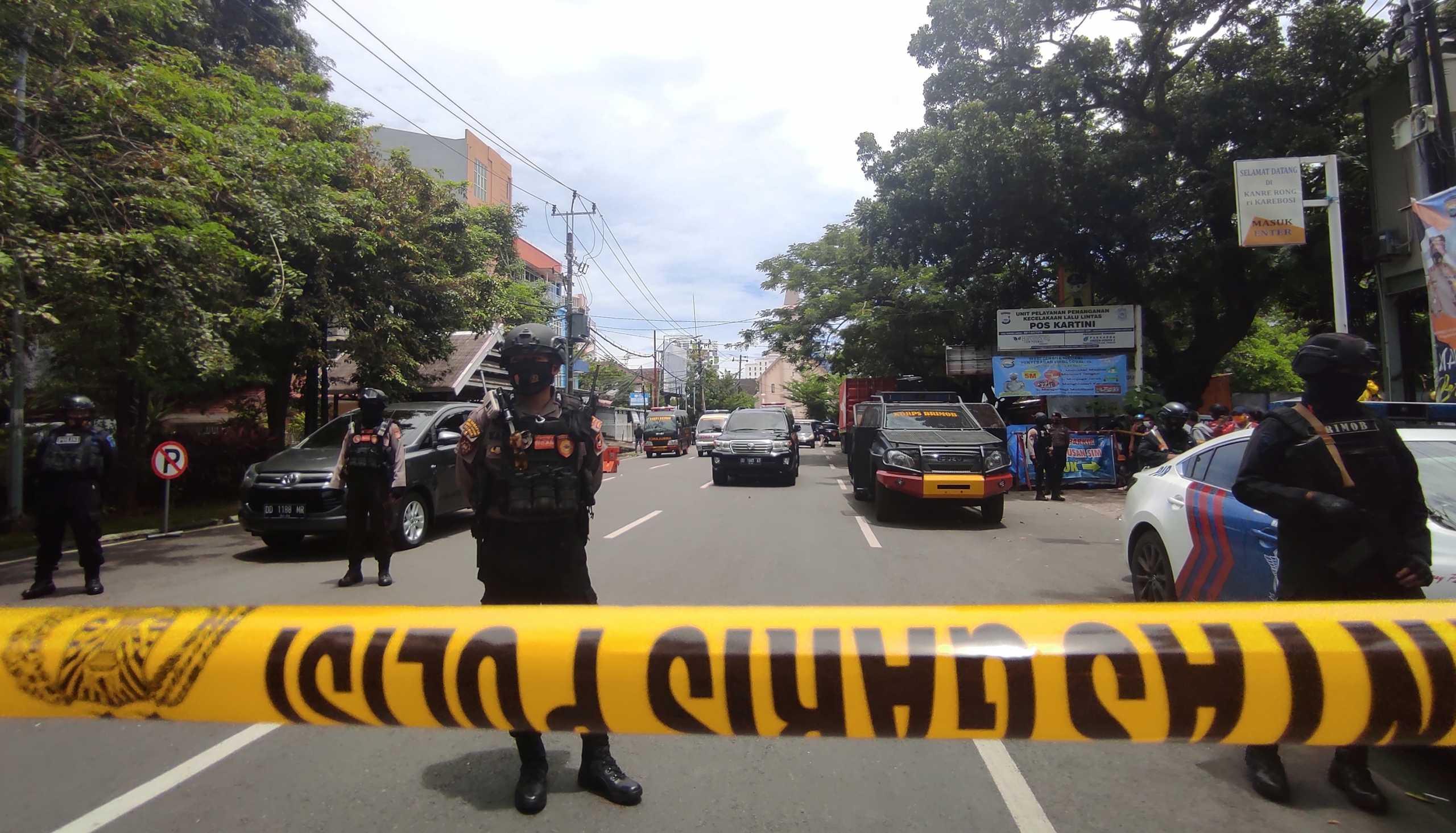 Ινδονησία: Ταυτοποιήθηκε ένας από τους δράστες της βομβιστικής επίθεσης σε εκκλησία
