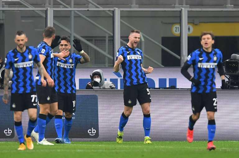 Ασταμάτητη η Ίντερ έκανε «βήμα» τίτλου στη Serie A (video)