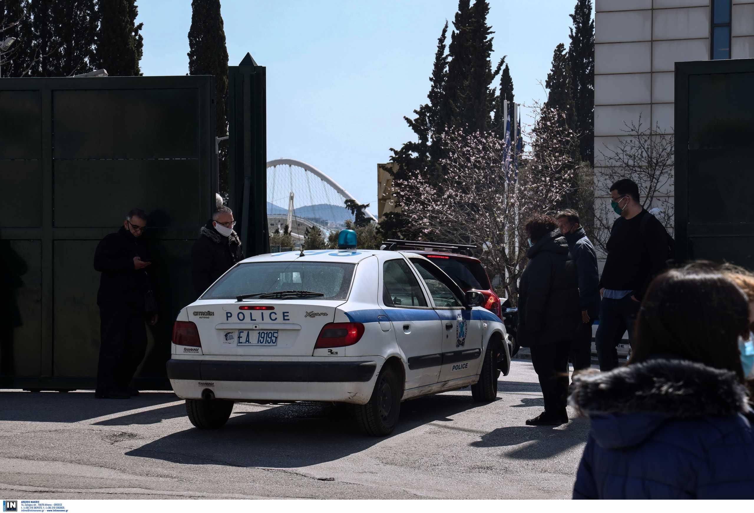 Φάρσα το τηλεφώνημα για βόμβα στο υπουργείο Παιδείας – Αναστάτωση τους εργαζομένους (photo)