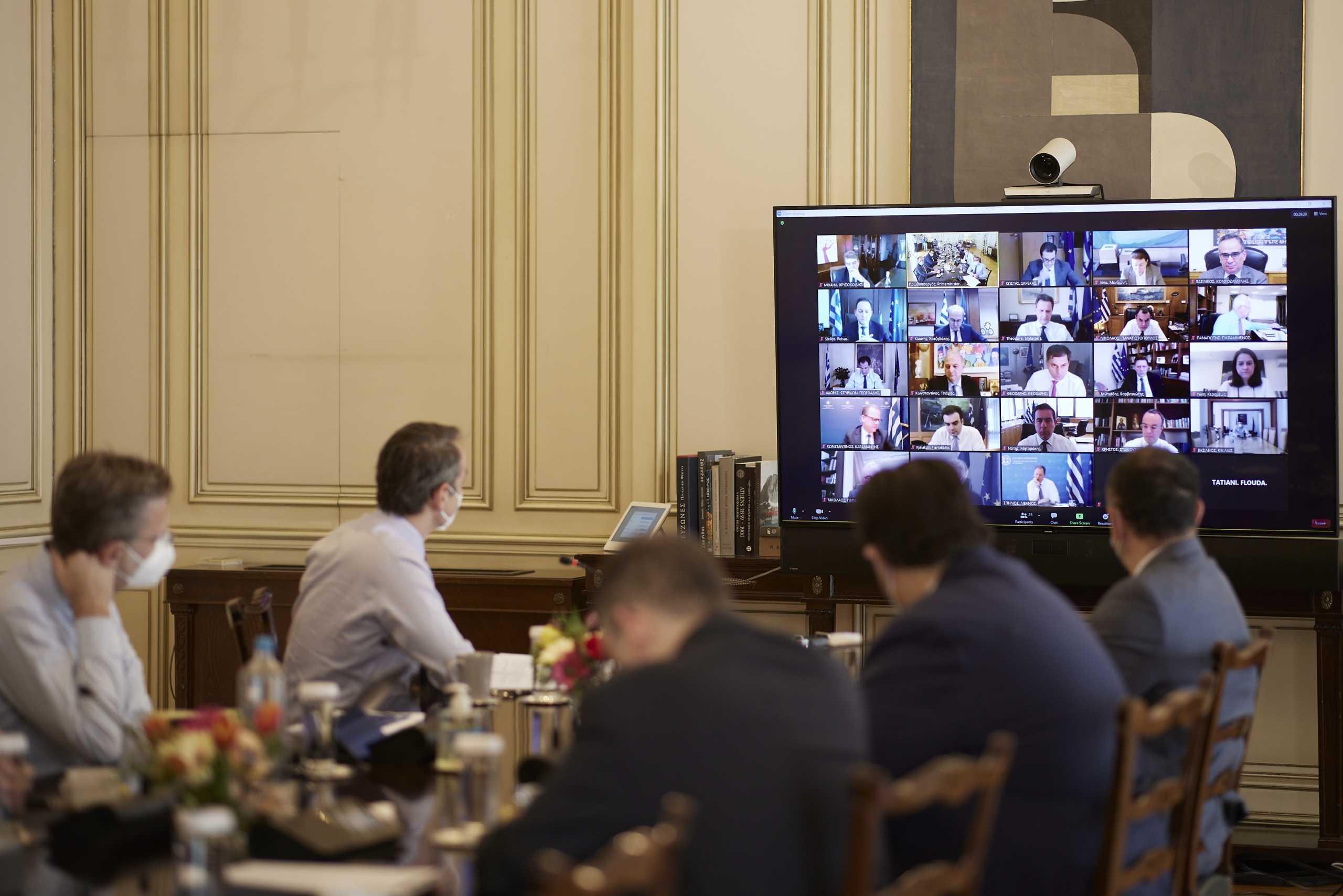 Συνεδριάζει την Δευτέρα το Υπουργικό Συμβούλιο – Στο επίκεντρο το Εθνικό Σχέδιο Ανάκαμψης