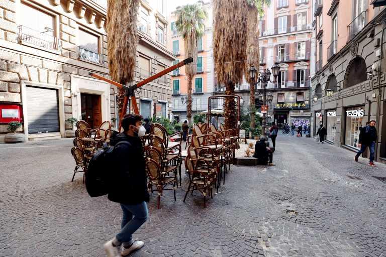 Κορονοϊός: Ανοιχτό το ενδεχόμενο για νέο lockdown τριών εβδομάδων στην Ιταλία