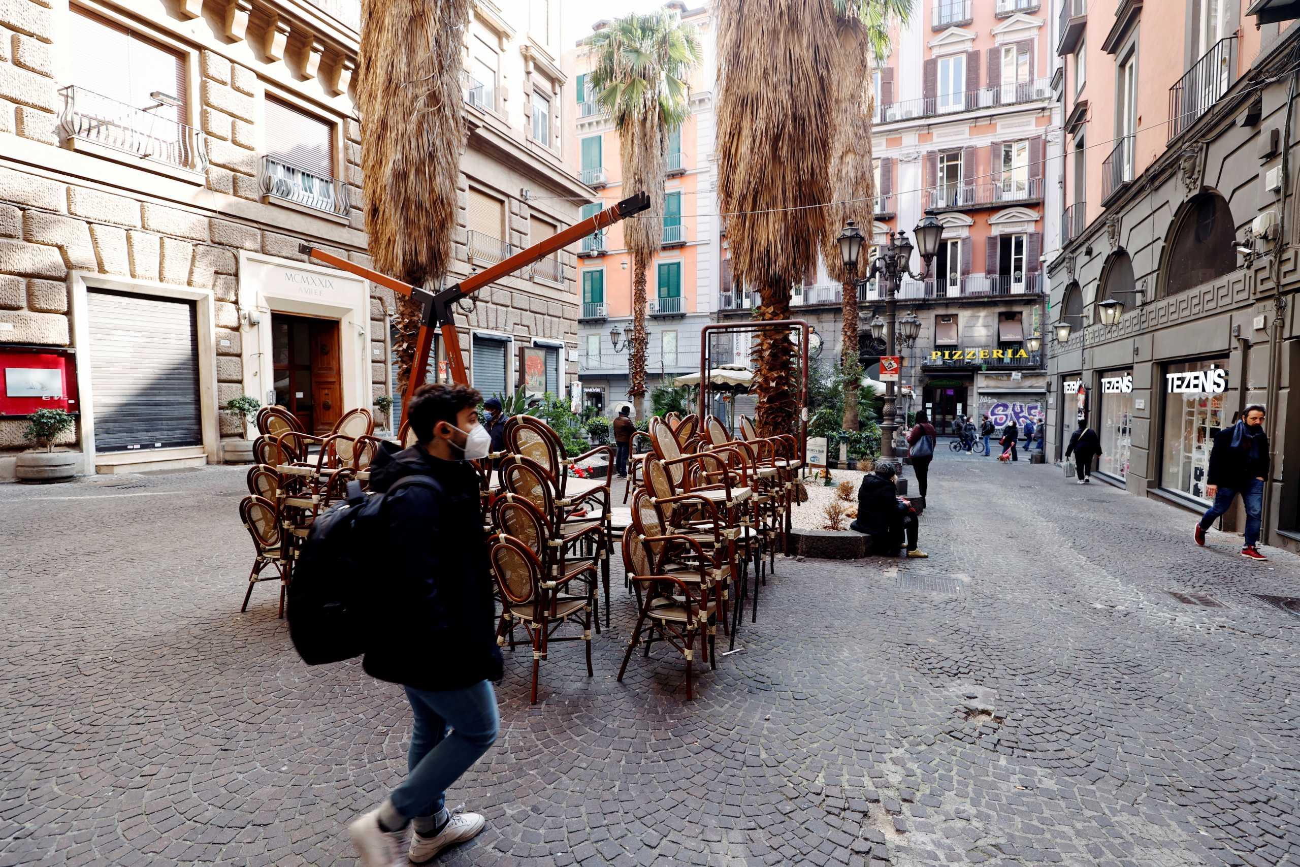 Ιταλία: 296 νεκροί και πάνω από 10.000 κρούσματα κορονοϊού