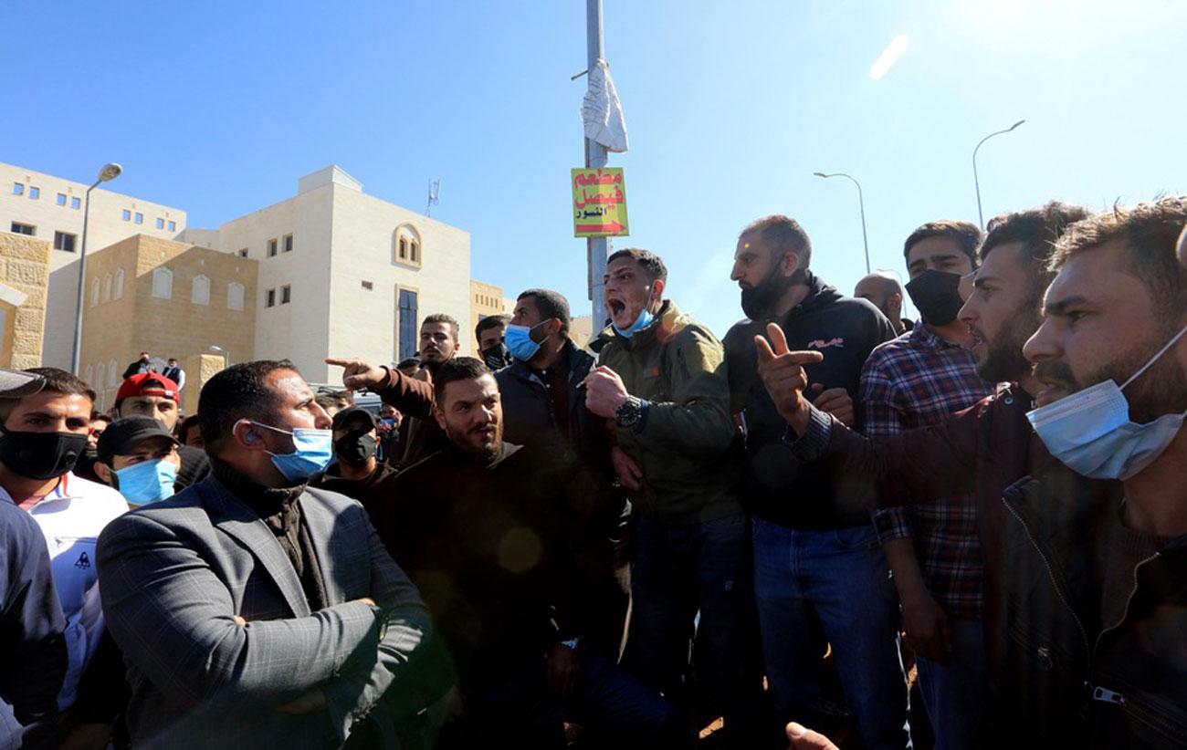 Οργή λαού στην Ιορδανία για την τραγωδία με έξι νεκρούς σε νοσοκομείο