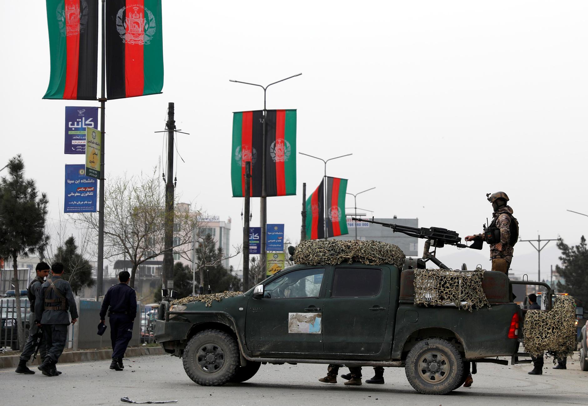 Αφγανιστάν: Κίνδυνος να την καταλάβουν οι Ταλιμπάν αν αποχωρήσουν οι ΗΠΑ