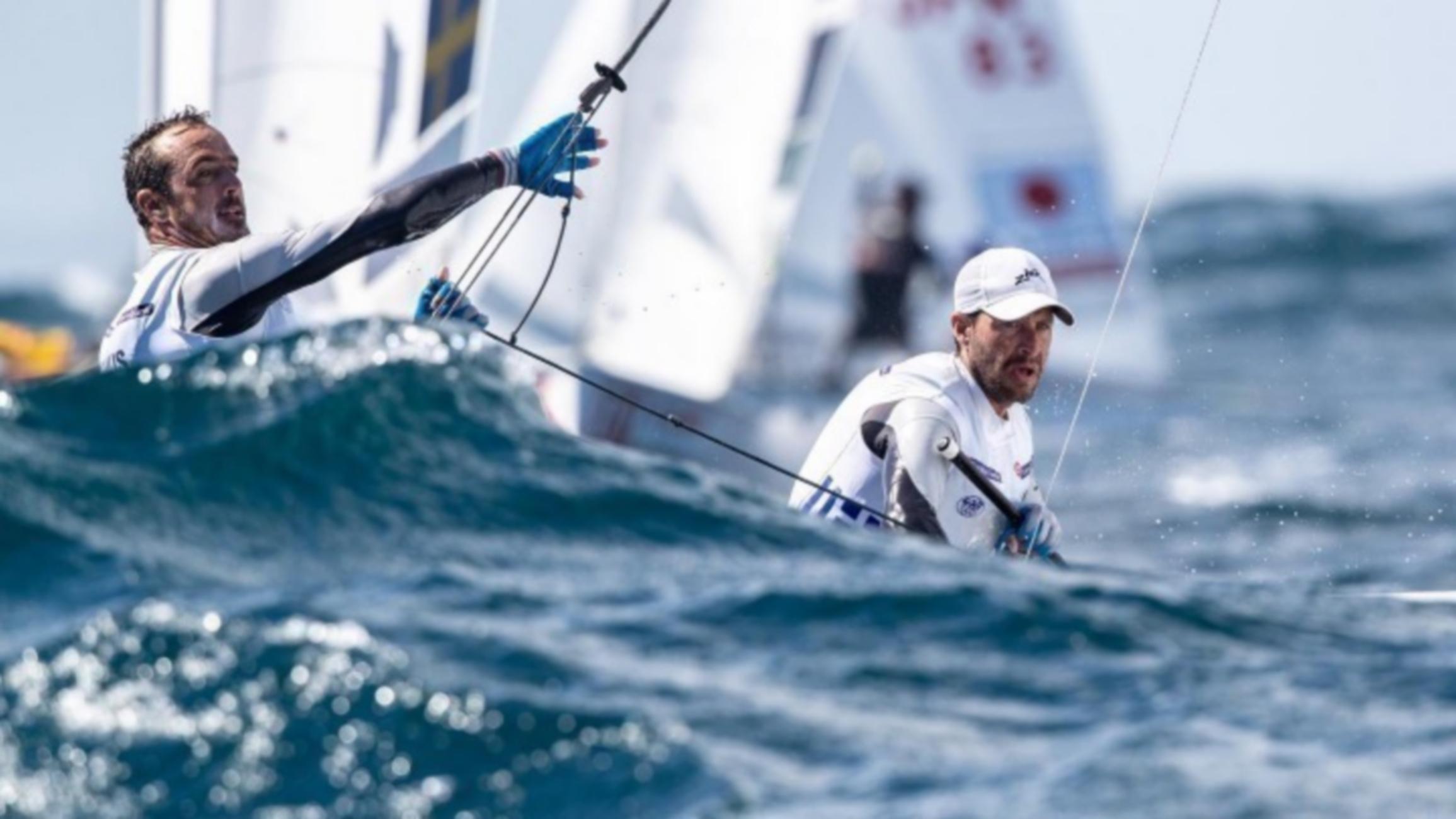 Μάντης και Καγιαλής δίνουν «μάχη» για μετάλλιο στο Παγκόσμιο Πρωτάθλημα