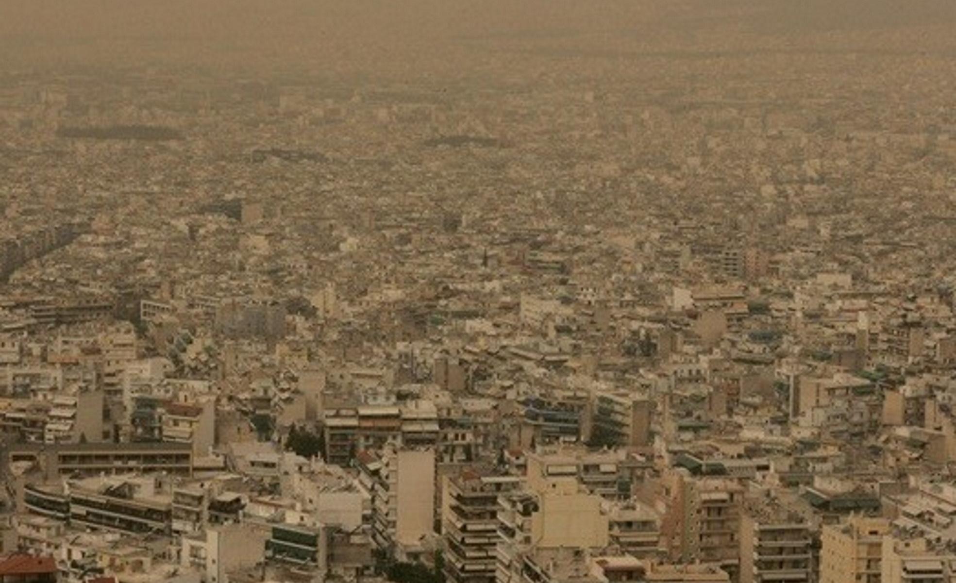 Καιρός αύριο: Λασποβροχή και σκόνη – Ποιες περιοχές θα «χτυπηθούν»