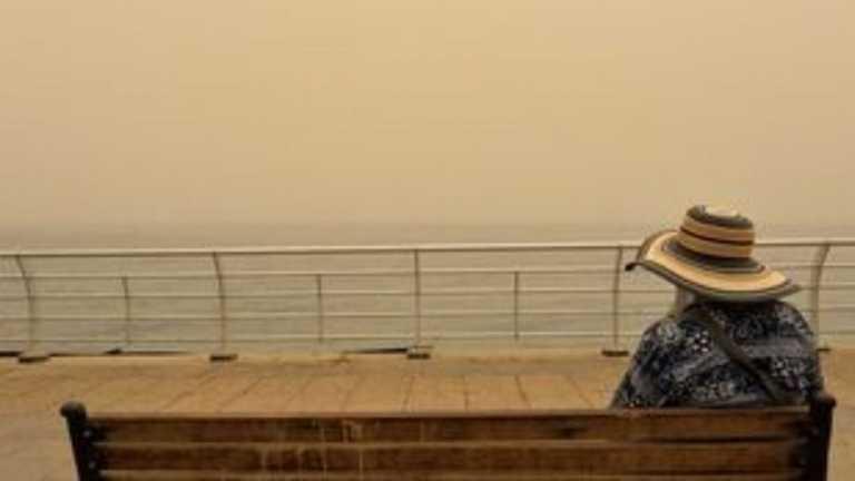 Καιρός σήμερα: 32άρια με αφρικανική σκόνη - Πού θα βρέξει