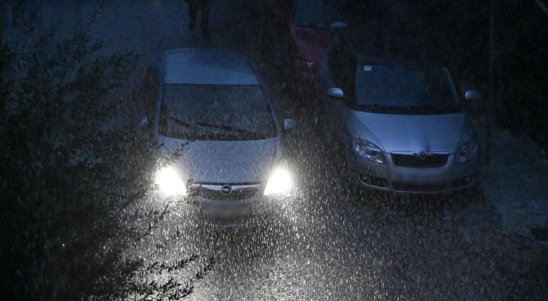 Καιρός αύριο: Βροχές και καταιγίδες – Αναλυτική πρόγνωση