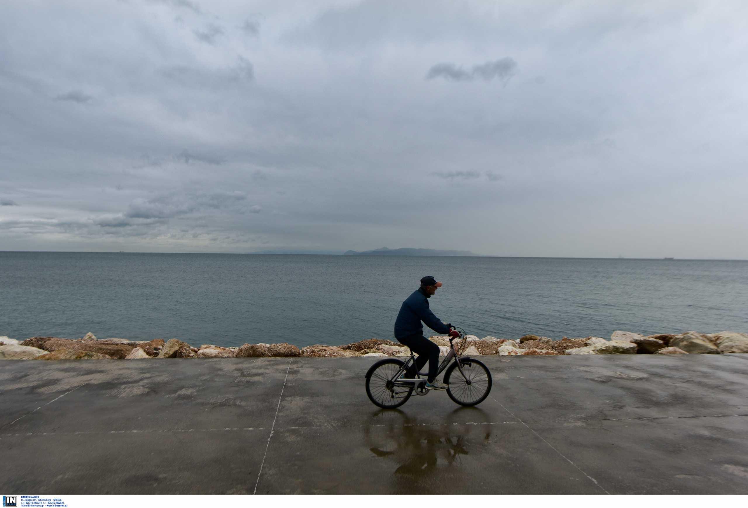 Καιρός – Μαρουσάκης: Χειμώνας για ένα 48ωρο και καλοκαιρινό Σαββατοκύριακο