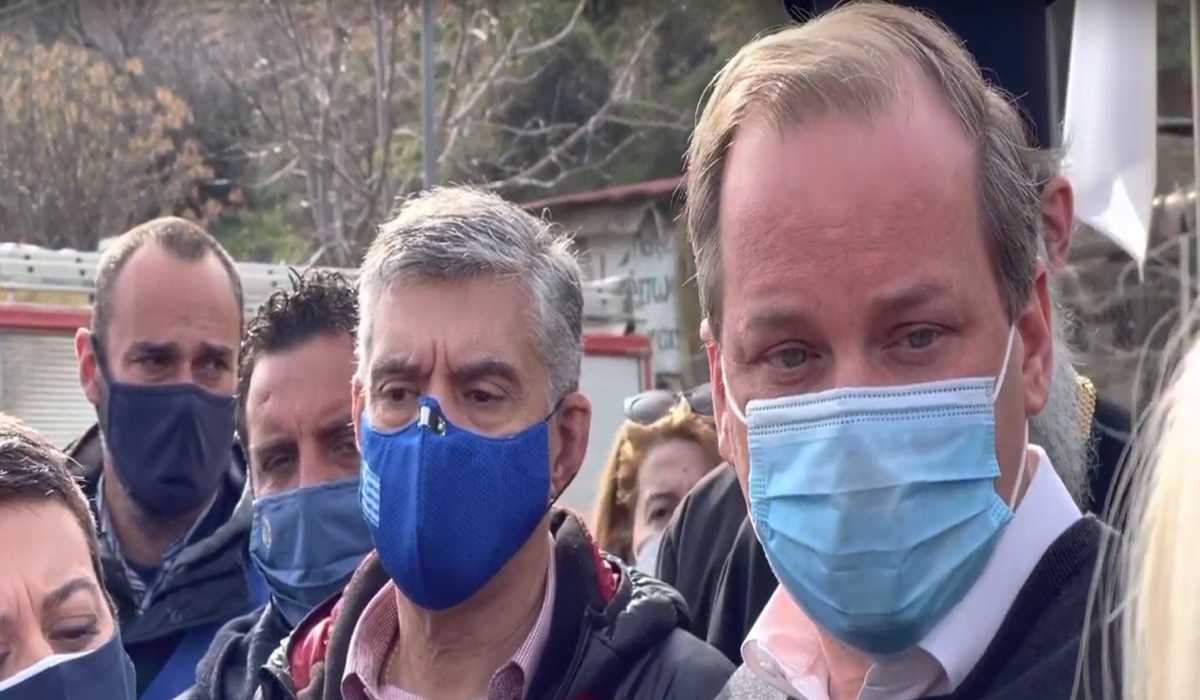 Σεισμός – Δαμάσι: Εξαγγελίες Καραμανλή για τους σεισμοπαθείς – «Αυτά θα κάνει η κυβέρνηση» (video)